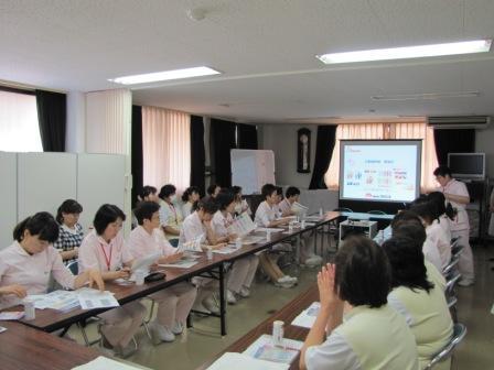 20120625 看護師勉強会