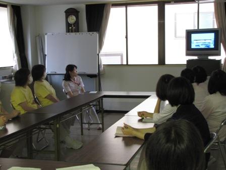 20110422看護師勉強会1
