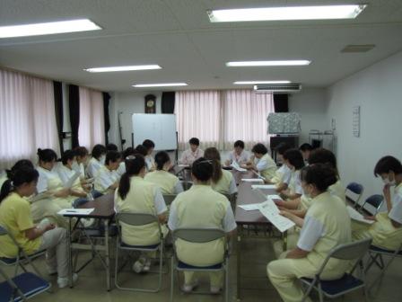20100607 介護教育1